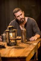 """2014 as John Proctor eating in """"The Crucible"""""""