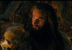 """as Thorin Oakenshied in """"The Hobbit"""" films"""