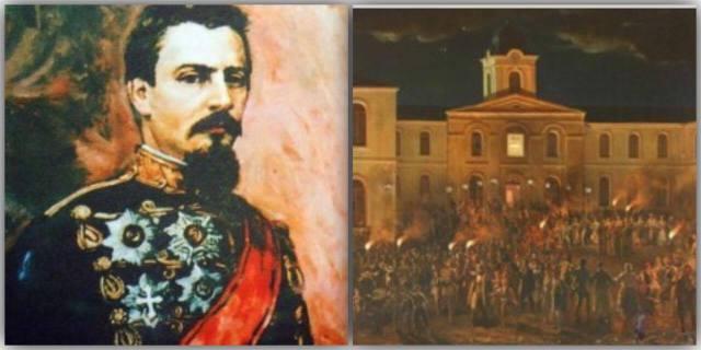 Alexandru Ioan Cuza, Unirea Principatelor, Romania,