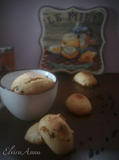 biscottoni con latte