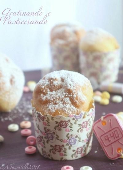 muffin veloci senza burro