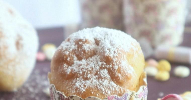muffin veloci che sembrano graziosi panettoncini… perché solo ieri era Natale