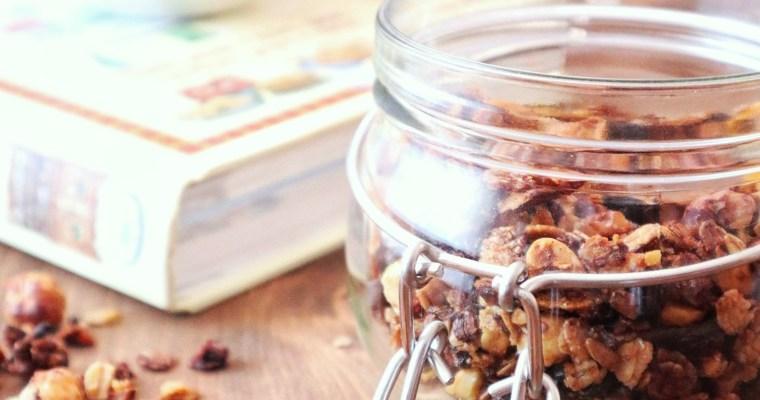 granola di cereali e frutta con miele. Racconti di avvocatura italiana