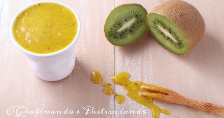 crema di kiwi