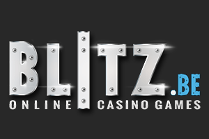 Blitz.be online casino games logo