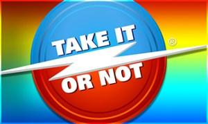 Take it or Not dice spel