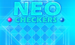Neon Checkers