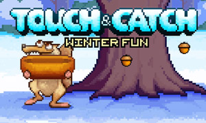Touch and Catch – Winter Fun