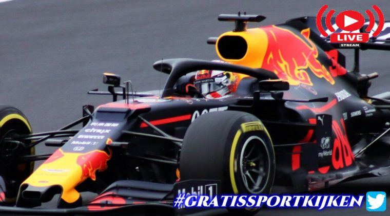 Gratis Formule 1 livestreams