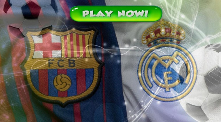 EL Classico livestream FC Barcelona - Real Madrid