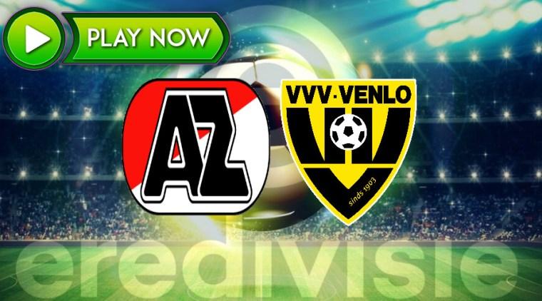 Livestream AZ - VVV Venlo
