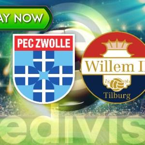 Livestream PEC Zwolle - Willem II