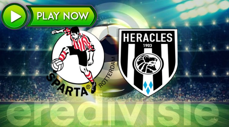 Livestream Sparta - Heracles