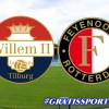 Livestream Willem II - Feyenoord