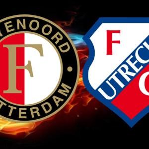 Eredivisie livestream Feyenoord - FC Utrecht