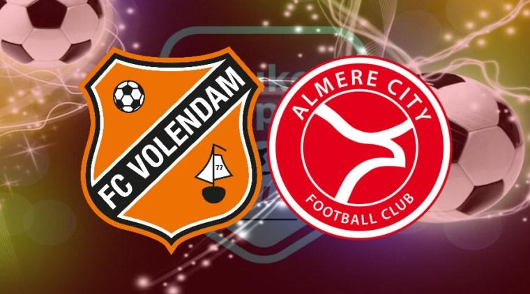 Livestream FC Volendam - Almere City FC