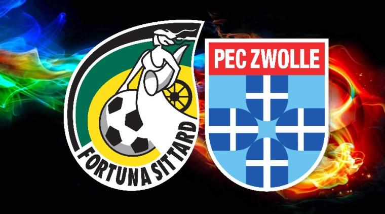 Livestream Fortuna Sittard - PEC Zwolle
