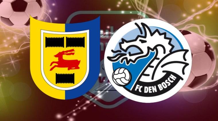 Livestream SC Cambuur - FC Den Bosch