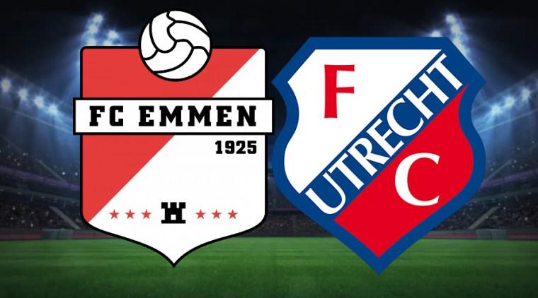 Eredivisie livestream FC Emmen - FC Utrecht