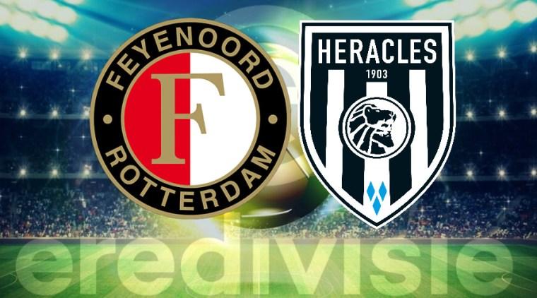 Eredivisie livestream Feyenoord - Heracles