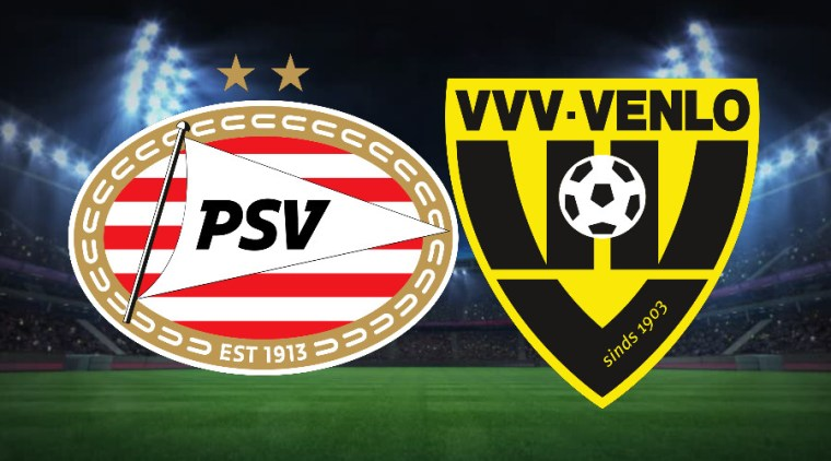 Eredivisie livestream PSV - VVV-Venlo