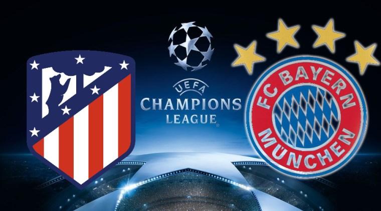 Livestream Atletico Madrid - FC Bayern München
