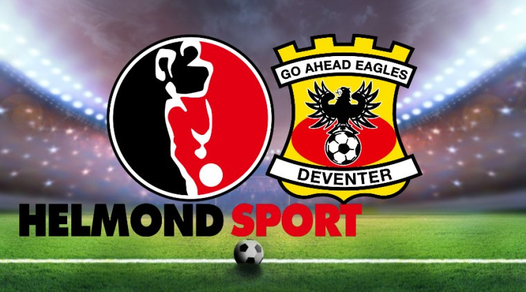 Livestream Helmond Sport - Go Ahead Eagles