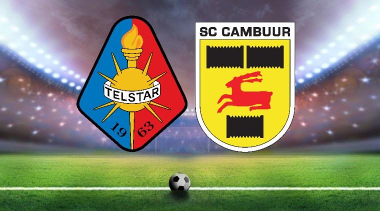 Livestream Telstar - SC Cambuur