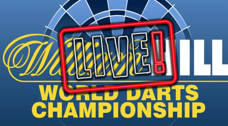 Livestream loting William Hill WK Darts 2021