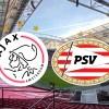 Livestream eredivisie Ajax - PSV