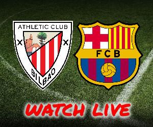 Athletic Bilbao - Barcelona livestream