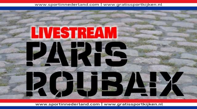 Livestream Parijs - Roubaix