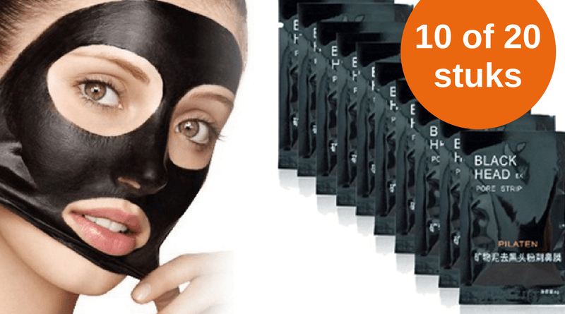?5 DEAL - 10 of 20 blackhead killer gezichtsmaskers