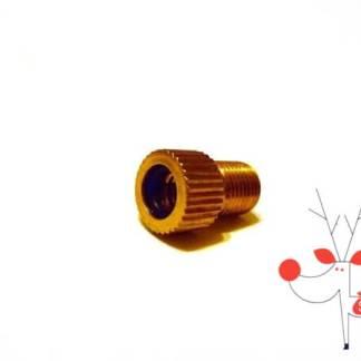 Adaptor presta ventil valva auto pompa roata bicicleta