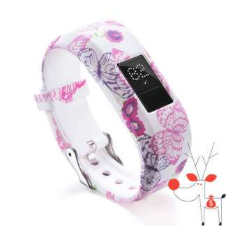 Bratara silicon curea fitness Smartwatch Garmin VivoFit Jr 2