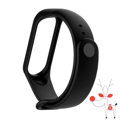 Bratara silicon curea fitness Smartwatch Xiaomi Mi Band 3