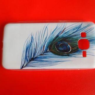 Husa protectie silicon Samsung Galaxy Grand Prime, carcasa model spate telefon