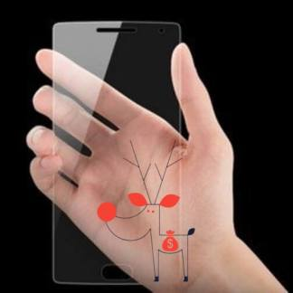 Folie sticla HTC One E9, Tempered Glass, protectie securizata ecran display