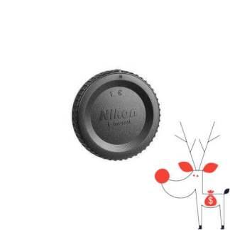 Capac body obiectiv Nikon BF-1B, montura aparat foto DSLR
