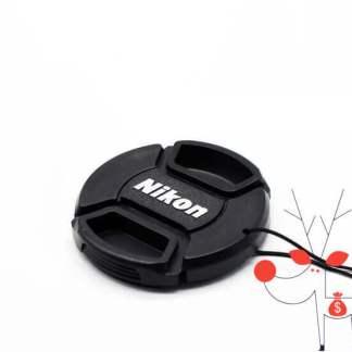 Capac frontal obiectiv Nikon LC-77, camera foto DSLR, diametru 77mm
