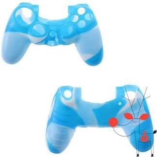 Husa protectie silicon PS4, carcasa maneta controller, joystick consola Playstation 4
