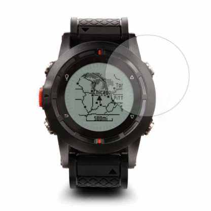 Folie protectie GARMIN Fenix3 HR, Ultra Film Screen ecran ceas Smartwatch