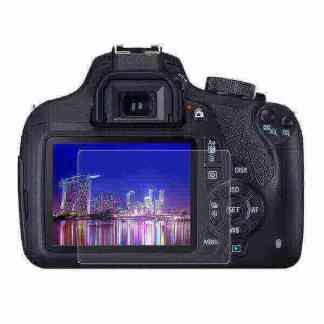 Folie protectie sticla Canon EOS 1200D, 1300D ecran LCD camera aparat foto