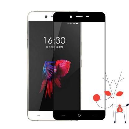 Folie sticla Full Cover 3D Nokia 6, Tempered Glass, protectie ecran display telefon