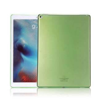 Husa protectie silicon Apple iPad 5, carcasa transparenta rezistenta socuri