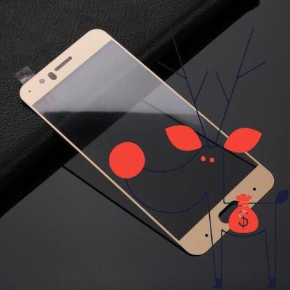 Folie sticla 3D OnePlus 5, full Cover ecran display telefon