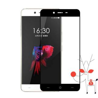 Folie sticla Full Cover Huawei Honor 8, Tempered Glass, protectie ecran display telefon