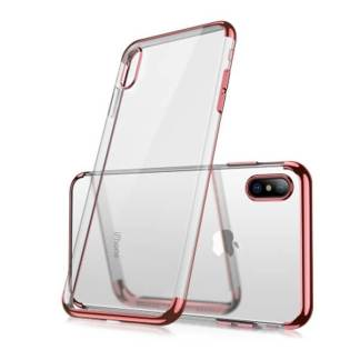 Carcasa silicon iPhone x, husa protectie spate