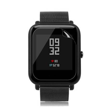 Folie protectie Xiaomi Amazfit Bip (Youth), Ultra Film Screen ecran