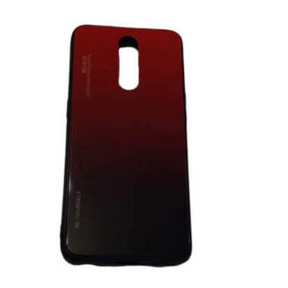 Carcasa protectie premium Oppo R17 Pro, husa cu spate din sticla